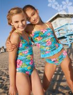Young Girls Swimwear
