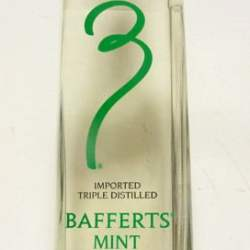 Bafferts-mint-flavored-gin-bottle