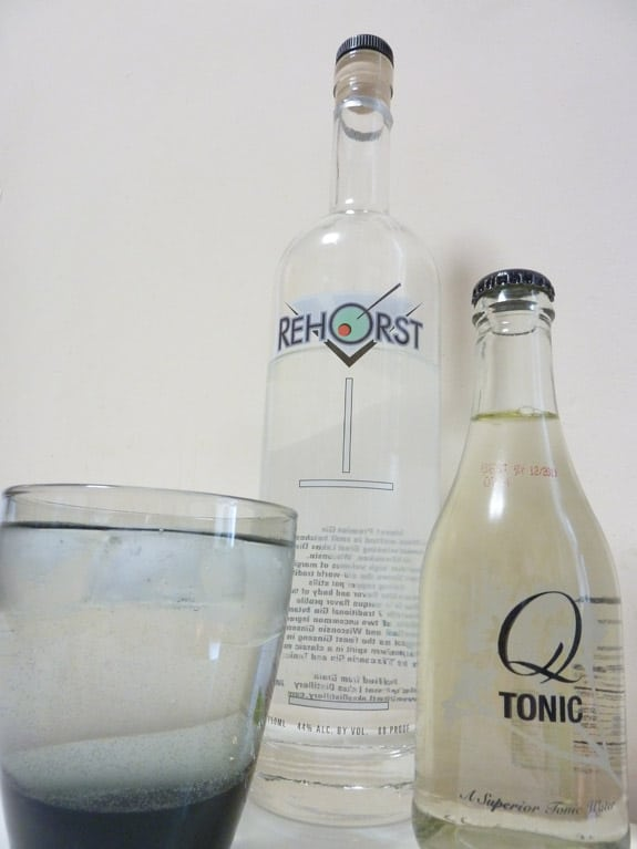Rehorst and Q Tonic