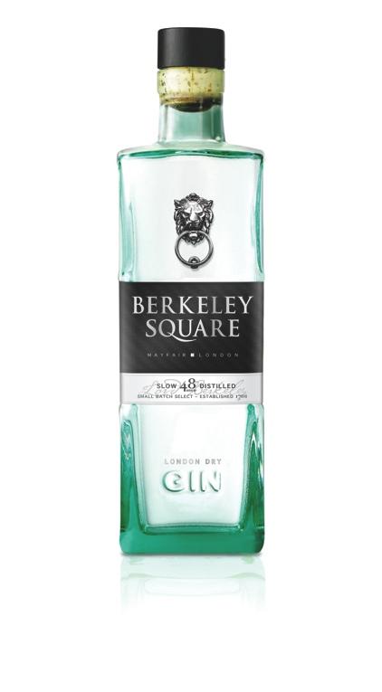 berkeley square gin