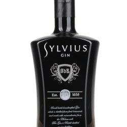 Sylvius Gin Bottle