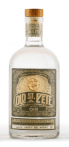 Old St Pete Gin Bottle Photo
