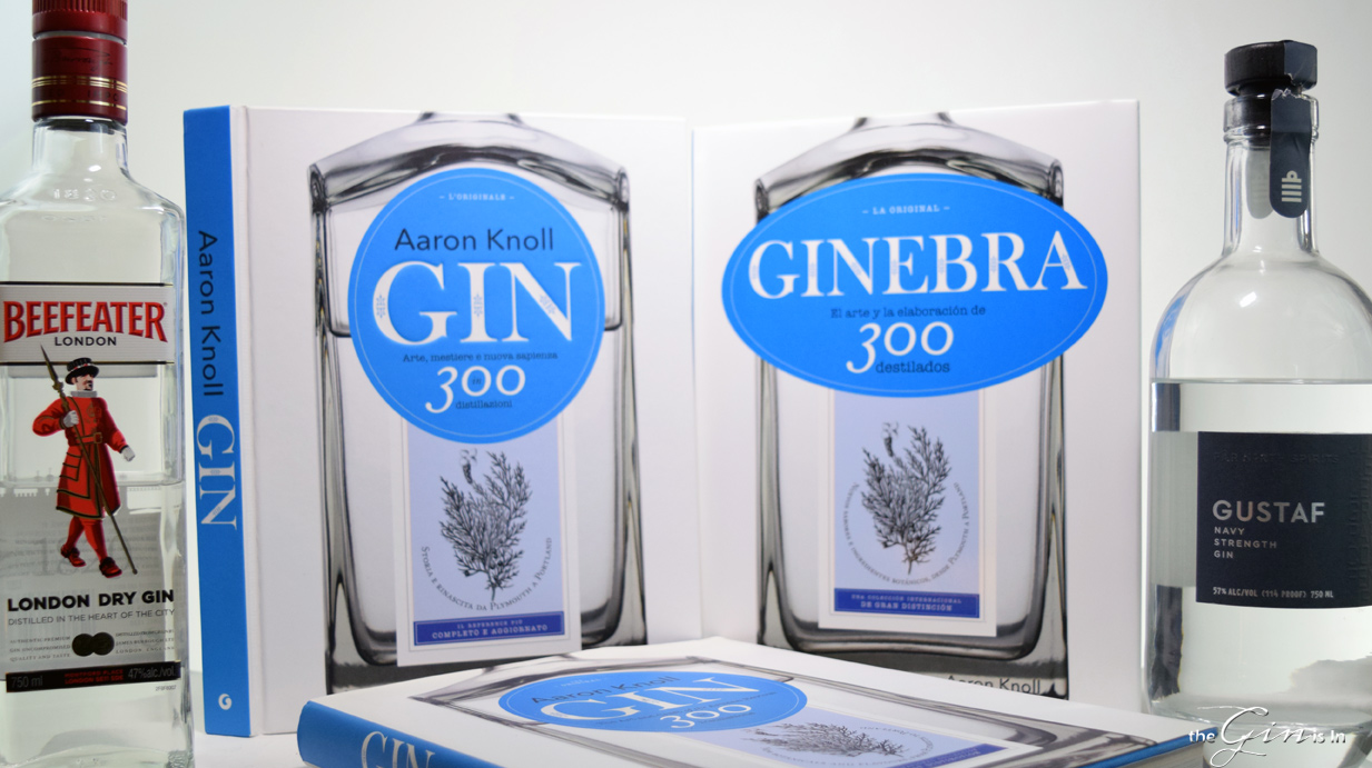 La Arte In Spanish Gin Is Out In Italian And Spanish By The Gin Is In