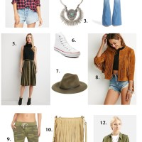 Fall Transitional Pieces To Add To Your Wardrobe ....