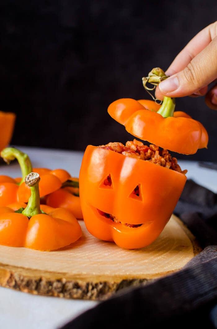 Healthy Halloween Party Food - The Girl on Bloor