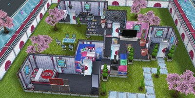 The Sims Freeplay- House Guide (Part Two) – The Girl Who Games