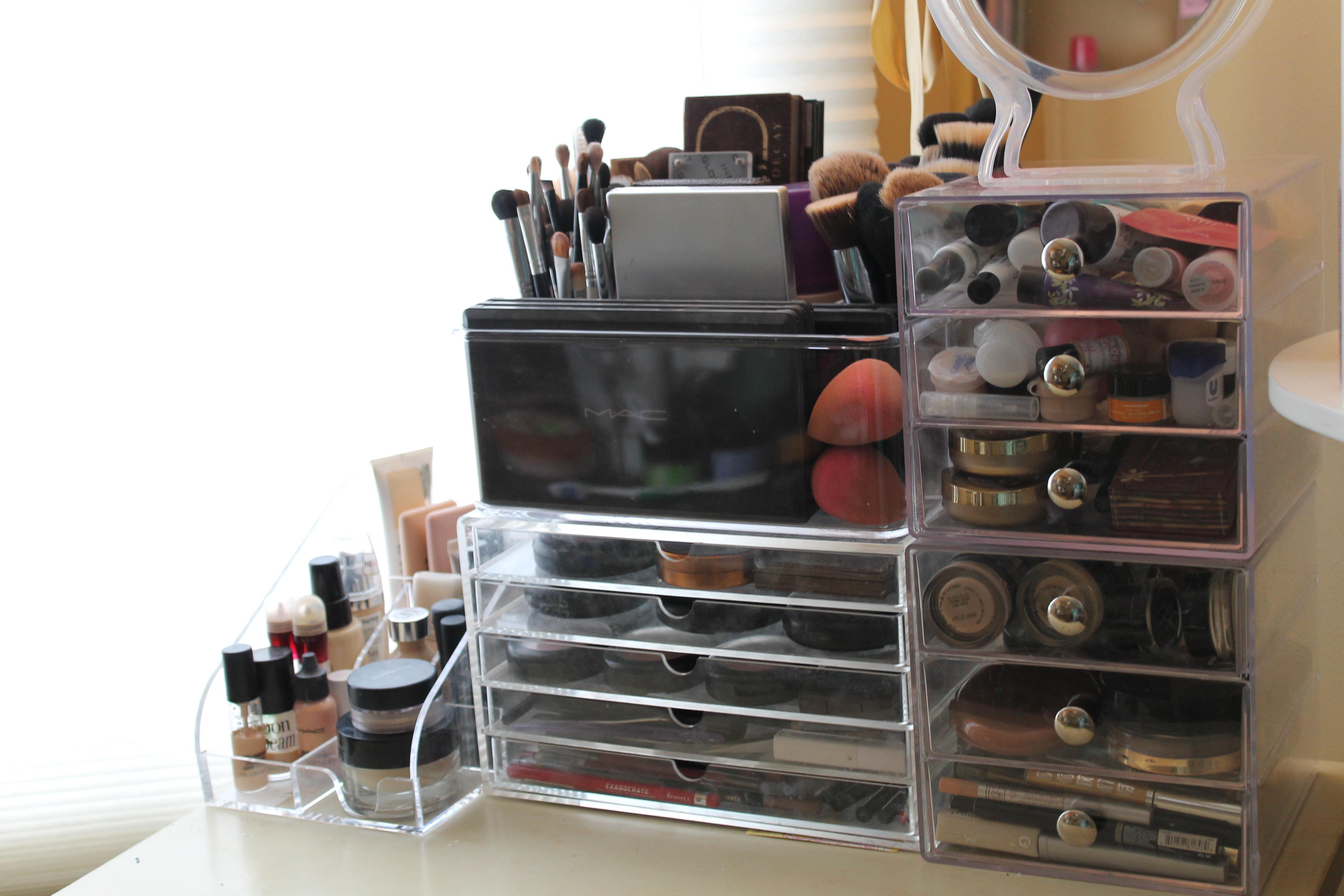 Beauty Organization Diy