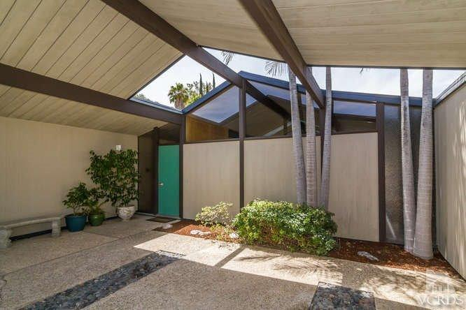 Carport Modern Design Exceptional *gallery Model* Eichler In Thousand Oaks (the