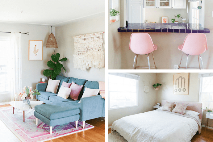 How To Decorate In A Color Palette Glitter Guide