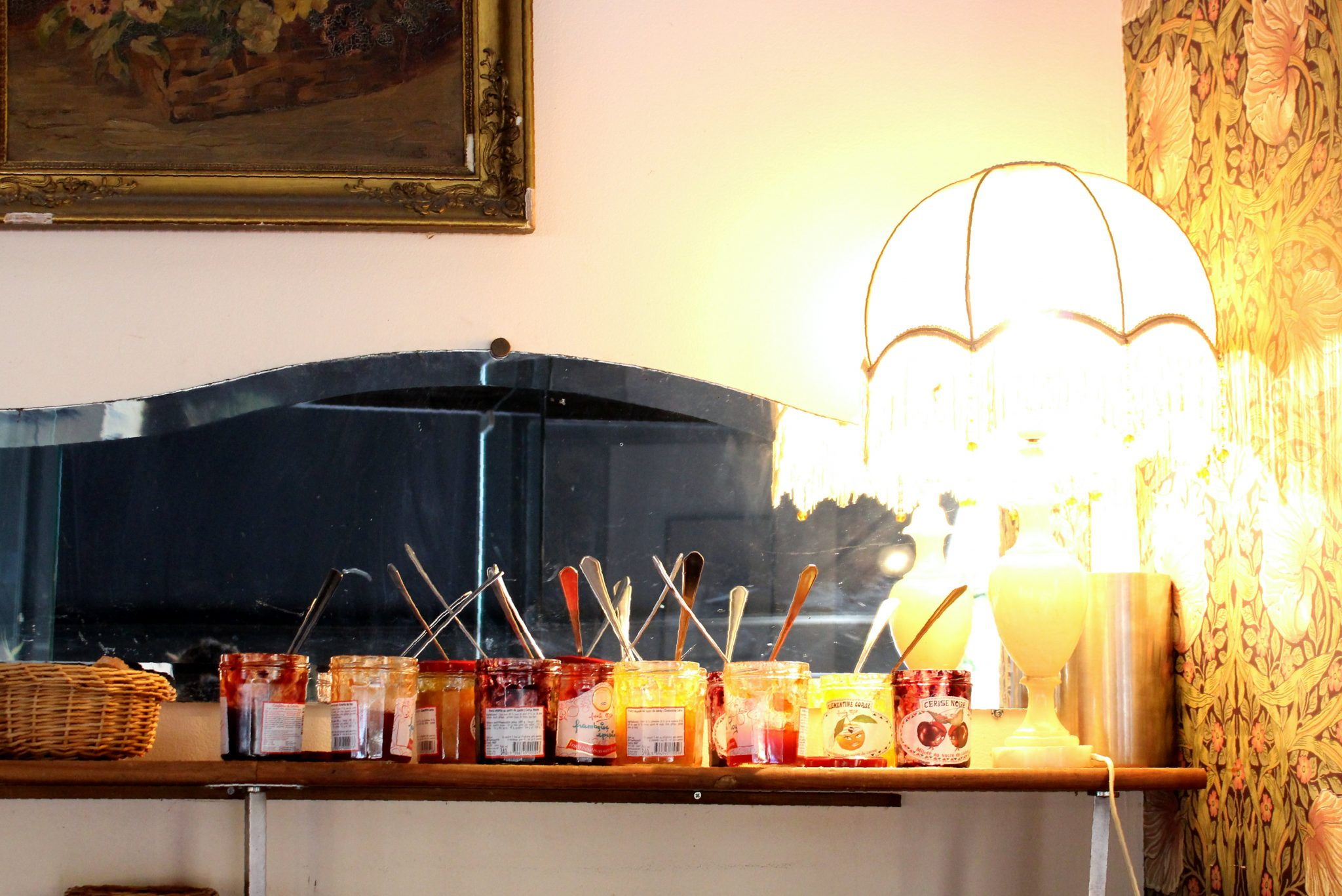 La Chambre Au Confiture Paris On Sundays We Do Brunch La Chambre Aux Oiseaux The Glittering