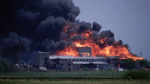 waco explosion