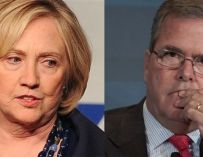 """""""No $urprise"""" The Bankers are backing Hillary Clinton and Jeb Bush"""