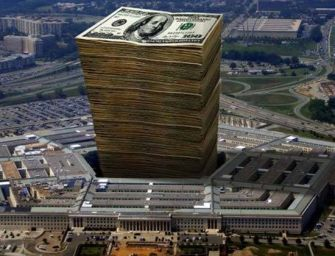 Pentagon Cannot Account For $6.5 Trillion Dollars