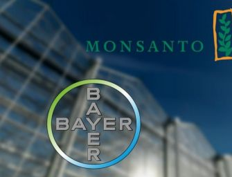 Bayer Confirms Monsanto Takeover For $66 Billion