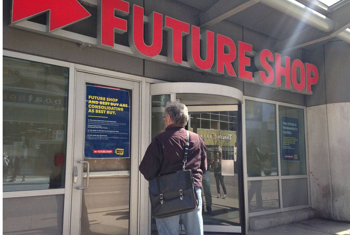Canadian Stores Future Shop Shutters Canadian Stores Will Rebrand As Best