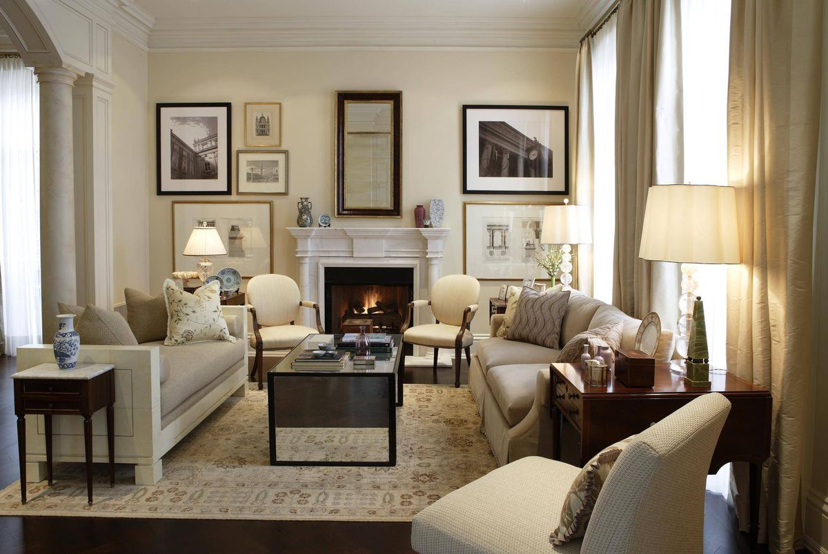 American Classic Living Room Design In Praise Of Beige It 39s Time To Embrace Our Love Of