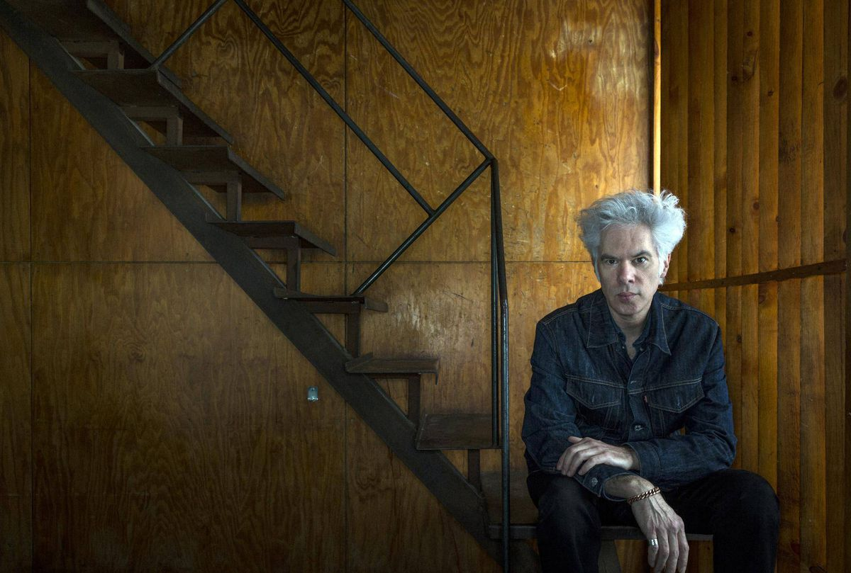 Jim Jarmusch Jim Jarmusch On The Simple Joys Of His New Film Paterson