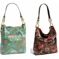 thursday purseday: jpk paris paisley print bucket bag