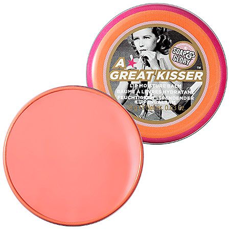 soap & glory a great kisser