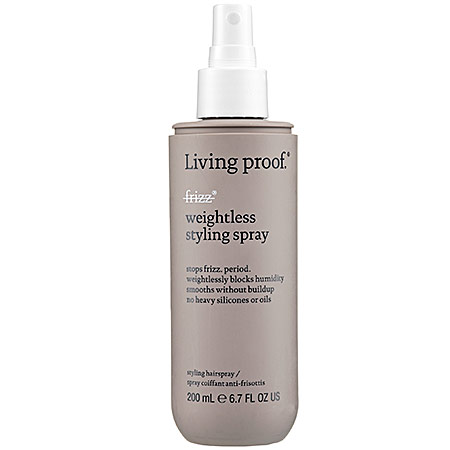 living proof weightless styling spray