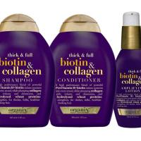 organix thick & full biotin & collagen