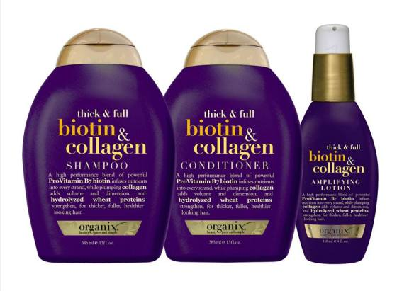 Organix Thick Amp Full Biotin Amp Collagen The Glossariethe