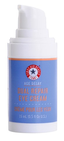 first aid beauty dual repair eye cream