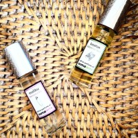 summer scents for him + her by nomaterra