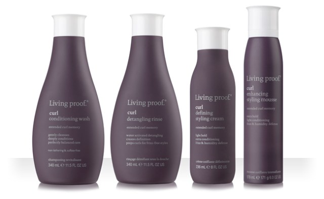 living proof curl collection