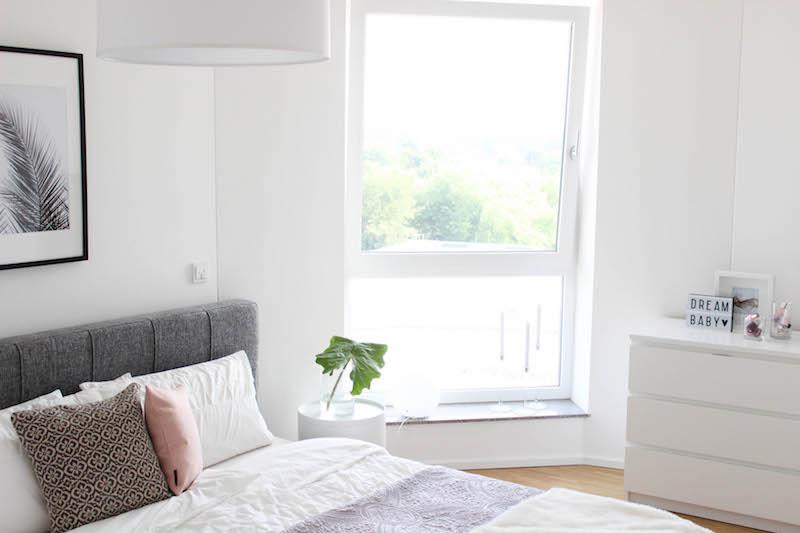 Schlafzimmer Grau Rosa U2013 Abomaheber, Wohnzimmer Design