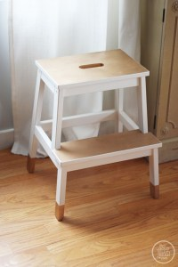 AnnaVirginia Fashion: Ikea Bekvam Step Stool