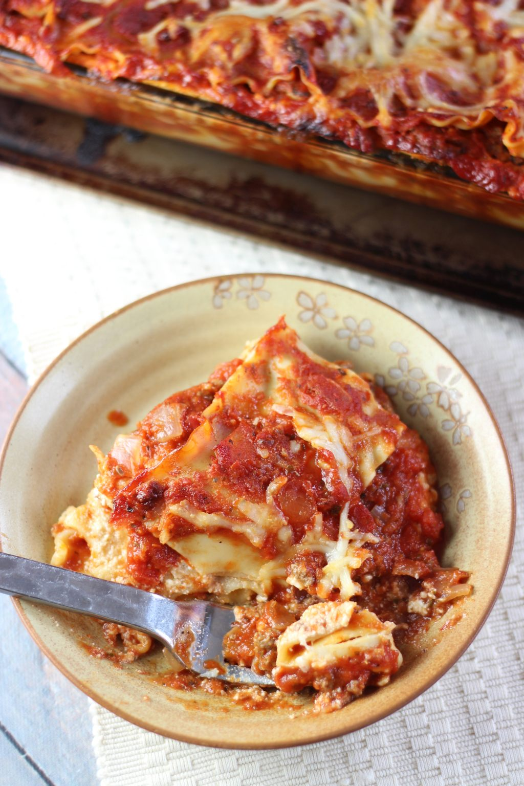 Monster World Garten Ina Garten Lasagna Recipe