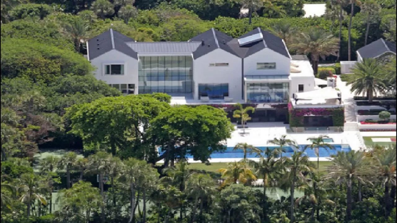 tiger woods home inside pictures