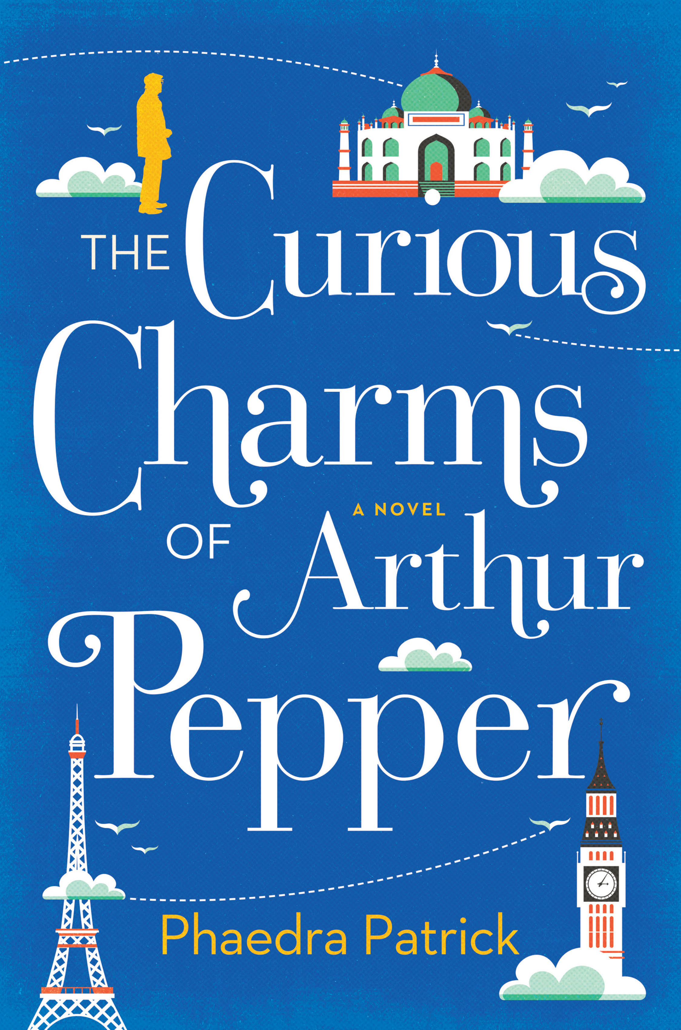 Pepper Finance Reviews The Curious Charms Of Arthur Pepper By Phaedra Patrick The Good