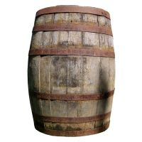 Barrel of Laughs? No, Just a Barrel.