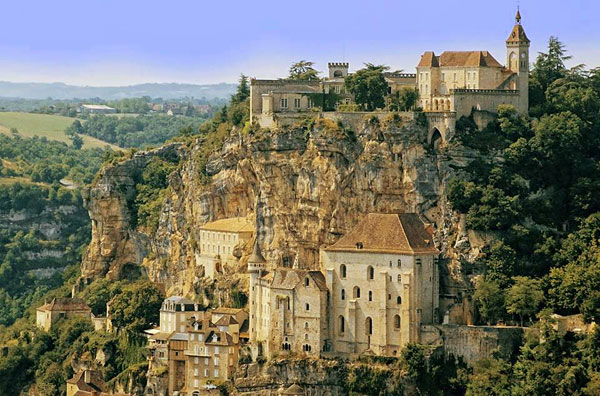 Lot Quercy Rocamadour In The Lot, Midi-pyrenees France : The Good
