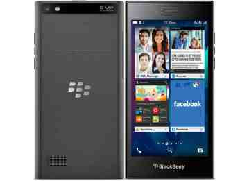 Image result for Blackberry Leap