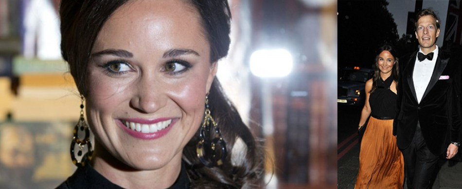 Pippa Middleton and Nico Jackson engaged