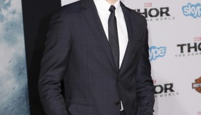 Tom Hiddleston at 'Thor The Dark World' Los Angeles Premiere