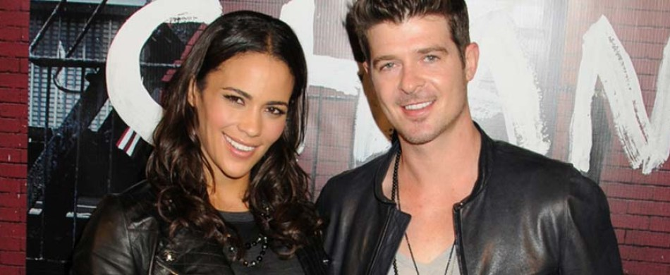 Survey Will Robin Thicke and Paula Patton Get Back Together
