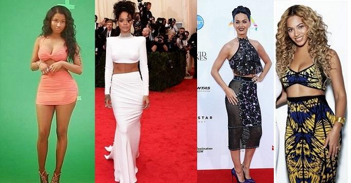 celebrity wearing two piec