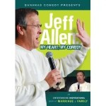 Jeff Allen, My Heart My Comedy DVD