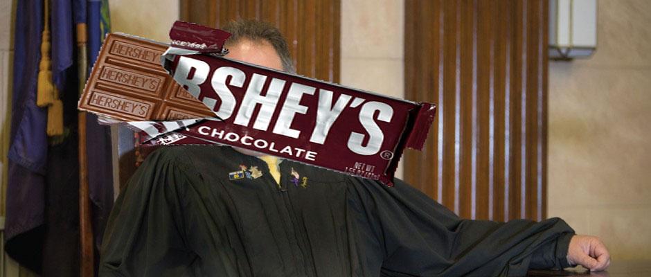 Judge Chocolate