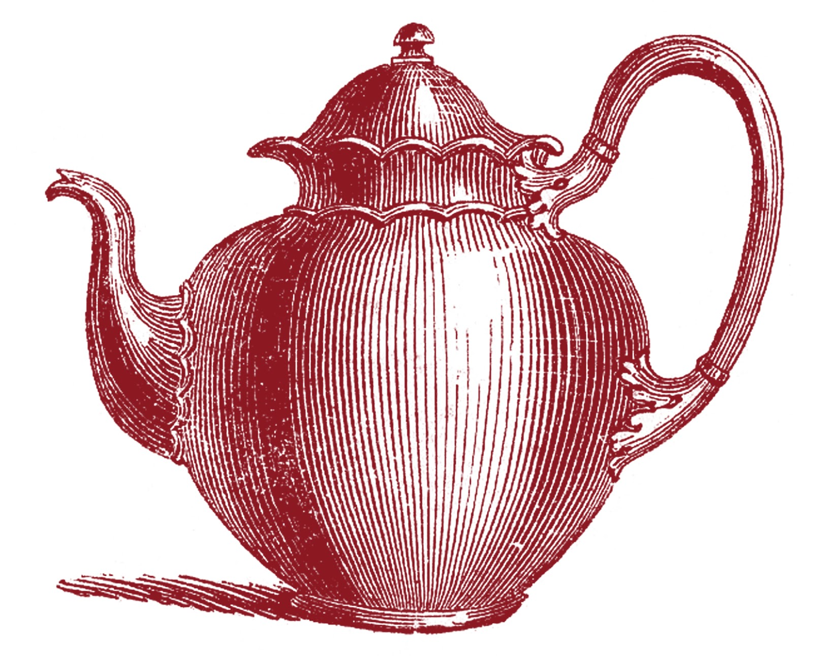 Looking For Teapots Royalty Free Images Antique Teapots The Graphics Fairy