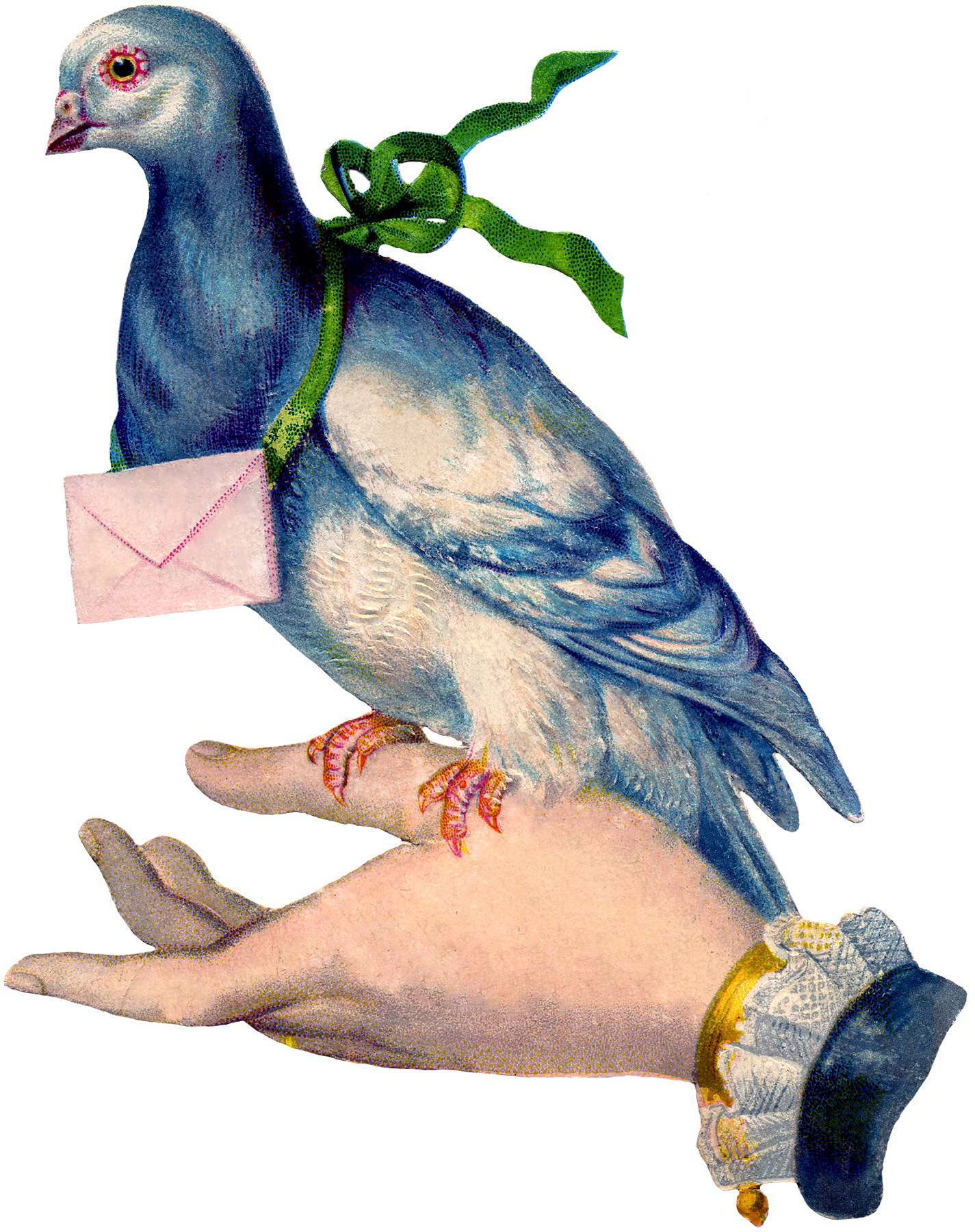 Letter Carrier Definition Of Letter Carrier By Merriam Carrier Pigeon Image With Letter The Graphics Fairy
