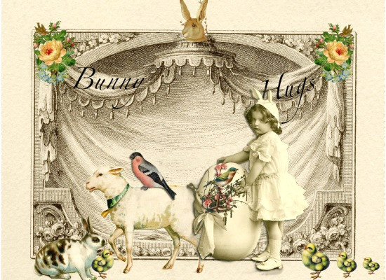 Beautiful Easter Cards - Reader Featured Project - The Graphics Fairy