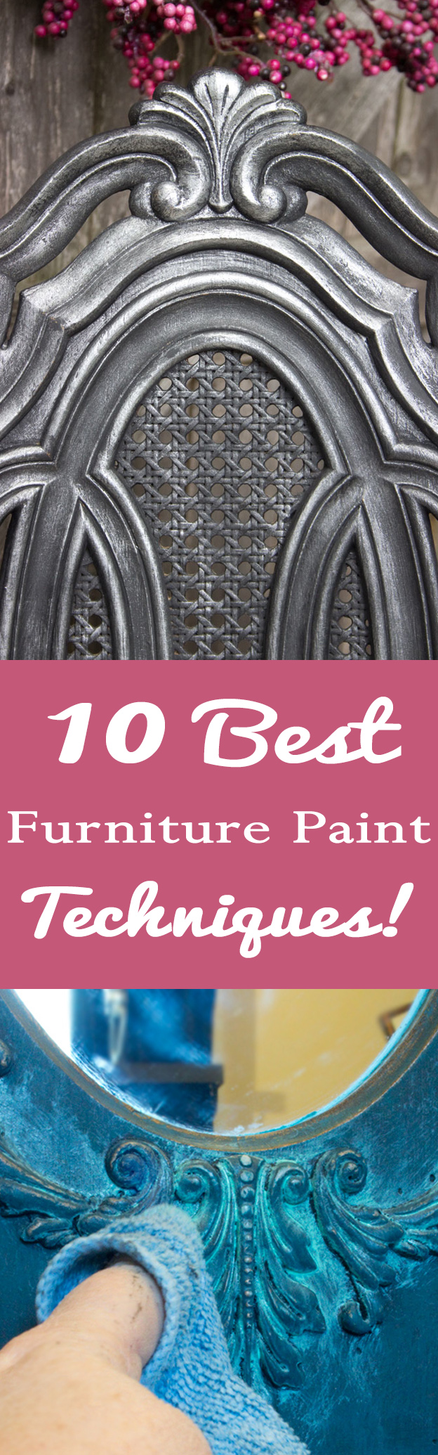 10 Best Furniture Painting Techniques The Graphics Fairy