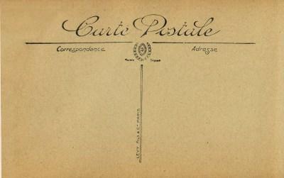 Vintage Travel Postcard - Paris - Arc de Triomphe - The Graphics Fairy
