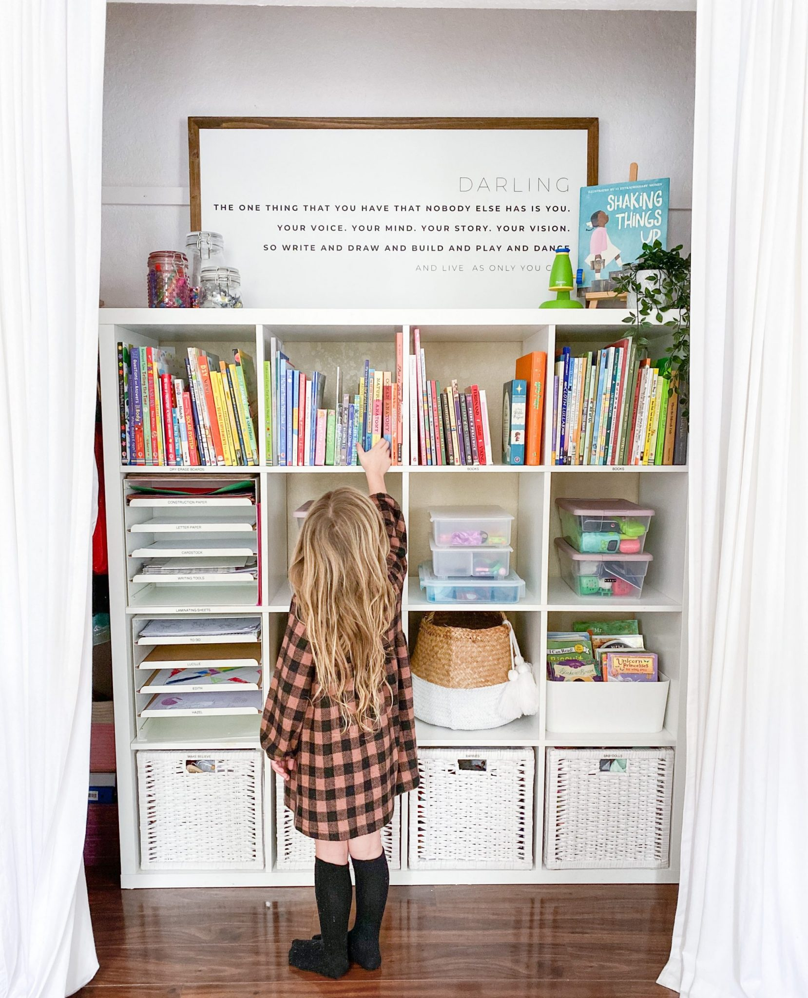 Unique Toy Storage Ideas The Gray Ruby Diaries