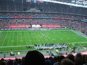 NFL London Oct 26th 2014